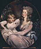Peggy_Shippen_and_daughter